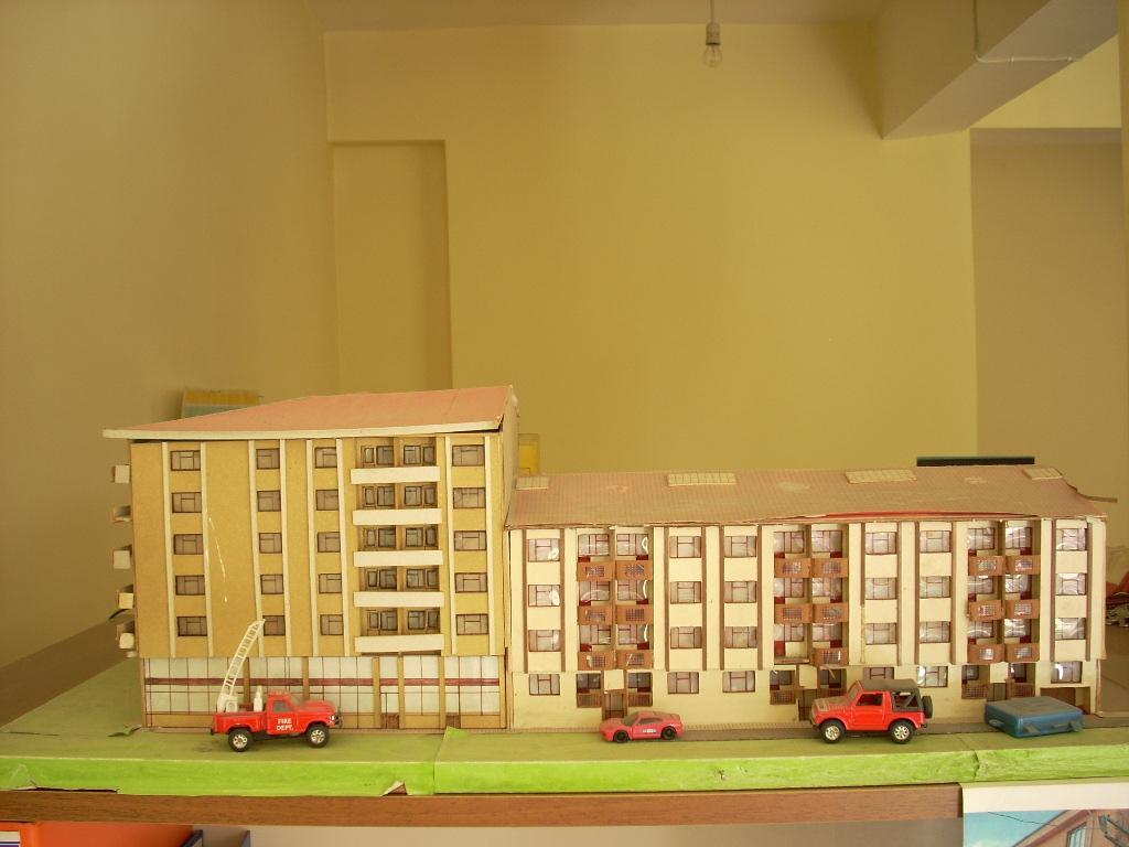 Üniversite Caddesi Projesi